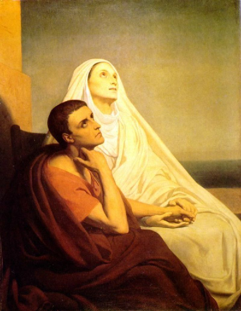 Five Lessons From Saint Monica to Help You Love a Suffering Addict