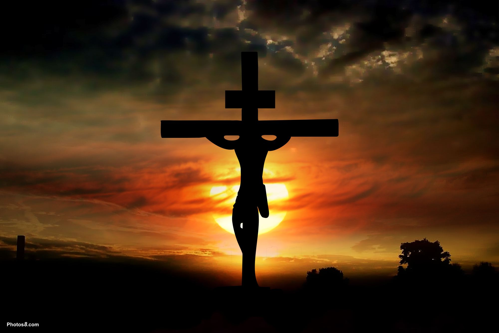 good friday christ s death on a cross catholic in recovery